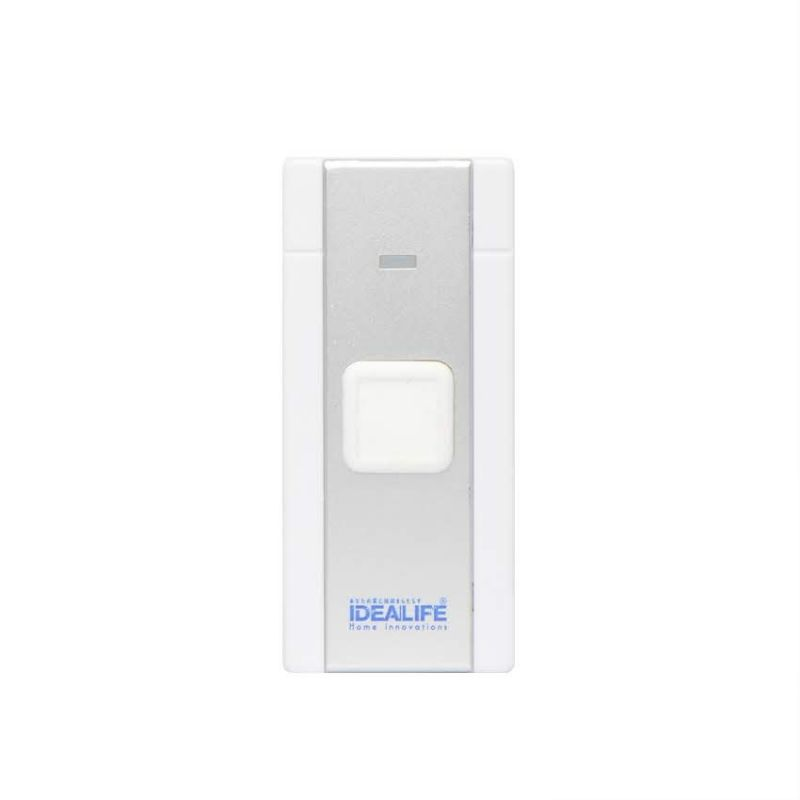 IDEALIFE - DC Wireless Doorbell - Bel Pintu Batterai (IL-301) (1 remote)