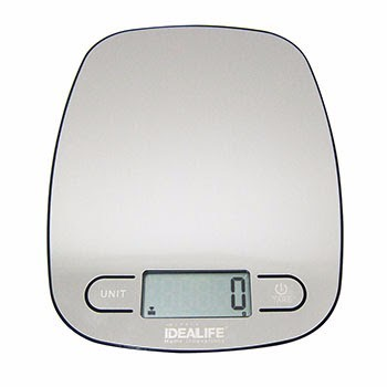 IDEALIFE IL - 211s Digital Kitchen Scale