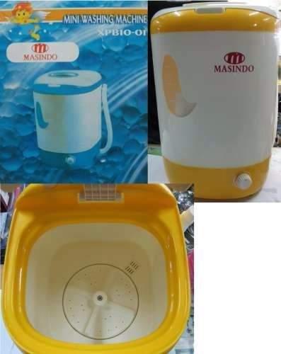 Masindo XPB10-01 Mini Washing Machine - Mesin Cuci