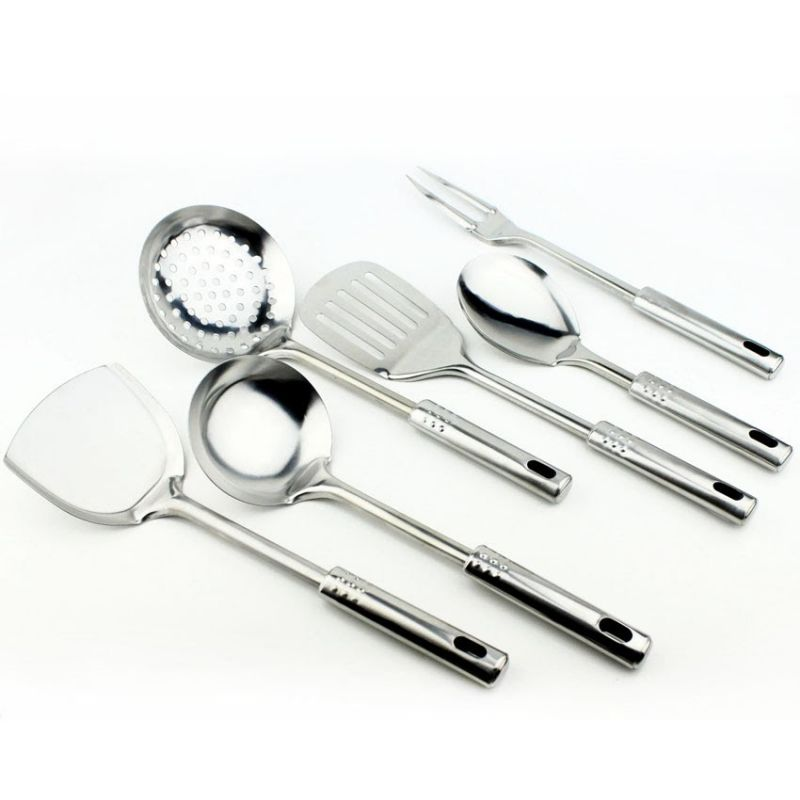 IDEALIFE - Kitchen Utensils (Stainless Steel) - Peralatan Masak - IL-173