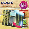 IDEALIFE - Digital Solar Bathroom Scale - Timbangan Badan (IL-272)