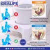 IDEALIFE - Squat Aid - Alat BAB - IL - 807