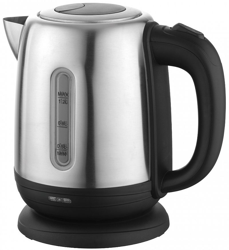 IDEALIFE - Stainless Electric Kettle/ Teko Listrik (1.2Litre) (IL-118s)