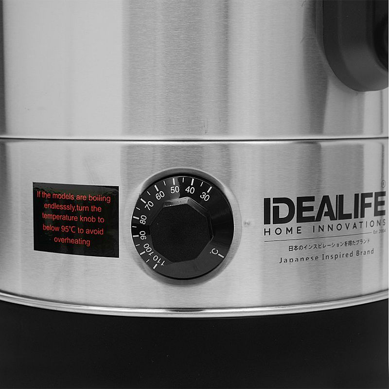 IDEALIFE - Water Boiler - Pemanas Air 8.0L (IL-120A)