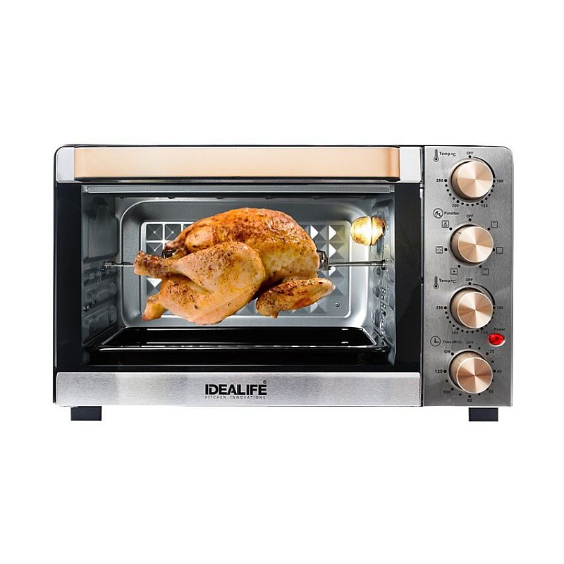 IDEALIFE - Oven – Pemanggang - 35L - (IL–335)